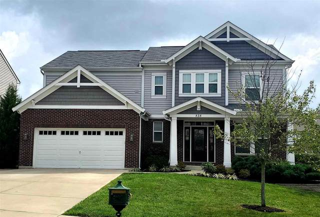 838 Hancock Court, Union, KY 41091 (MLS #541358) :: Caldwell Group