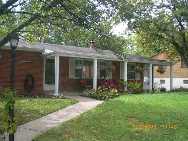 661 Clover, Covington, KY 41015 (MLS #541388) :: Mike Parker Real Estate LLC