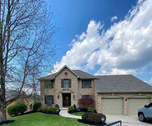 144 Carriage Park Drive, Alexandria, KY 41001 (MLS #541655) :: Apex Group