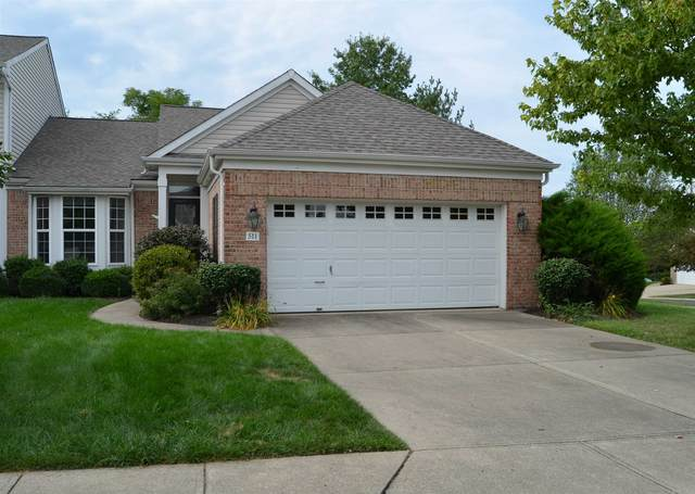 511 Shadow Ridge, Cold Spring, KY 41076 (MLS #541731) :: Mike Parker Real Estate LLC