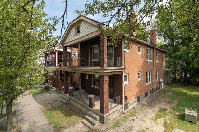 2016 Greenup, Covington, KY 41014 (MLS #541781) :: Caldwell Group