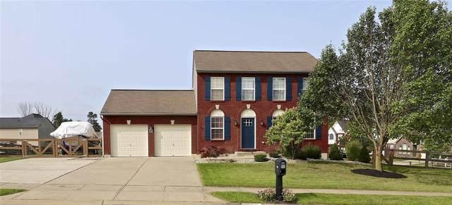 1155 Donner Drive, Florence, KY 41042 (MLS #541893) :: Caldwell Group