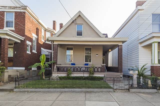 257 Washington Avenue, Bellevue, KY 41073 (MLS #541960) :: Mike Parker Real Estate LLC
