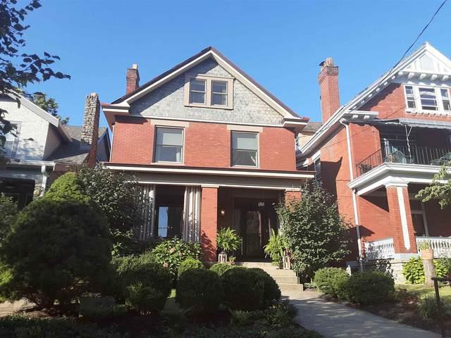 536 Linden Avenue, Newport, KY 41071 (MLS #541965) :: Mike Parker Real Estate LLC