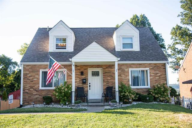 39 E Ridge, Newport, KY 41071 (#542008) :: The Chabris Group