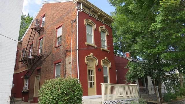 1553 Greenup, Covington, KY 41011 (MLS #542116) :: Mike Parker Real Estate LLC
