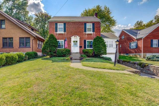 203 Forest Avenue, Erlanger, KY 41018 (MLS #542124) :: Mike Parker Real Estate LLC