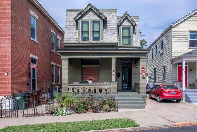 322 W 7th Street, Covington, KY 41011 (MLS #542172) :: Mike Parker Real Estate LLC