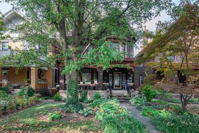 1331 Greenup Street, Covington, KY 41011 (MLS #542173) :: Mike Parker Real Estate LLC
