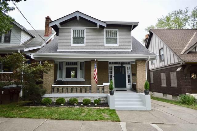 614 Wallace, Covington, KY 41014 (MLS #542245) :: Mike Parker Real Estate LLC