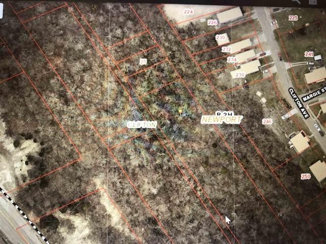 Weingartner Lots 99-120 Place, Newport, KY 41071 (MLS #542324) :: Mike Parker Real Estate LLC