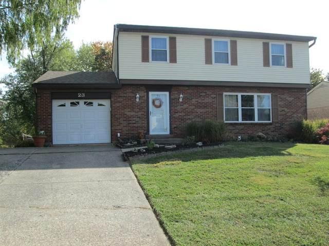 23 Sagebrush Lane, Erlanger, KY 41018 (MLS #542664) :: Mike Parker Real Estate LLC