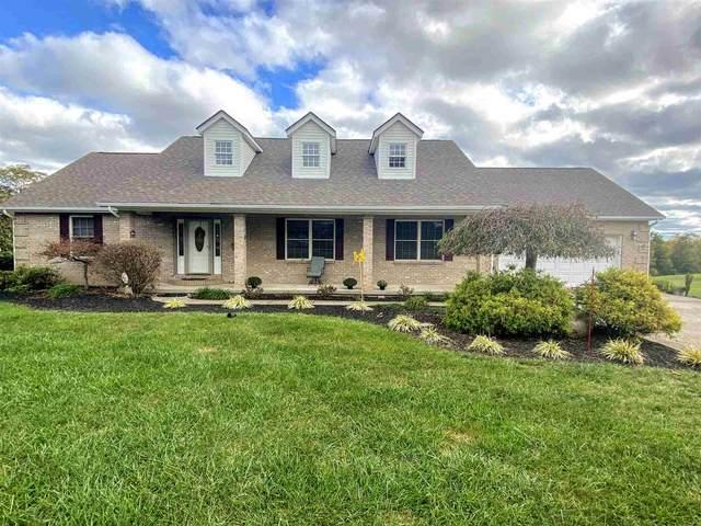 1900 Dry Ridge Mount Zion Road, Dry Ridge, KY 41035 (MLS #542780) :: Mike Parker Real Estate LLC