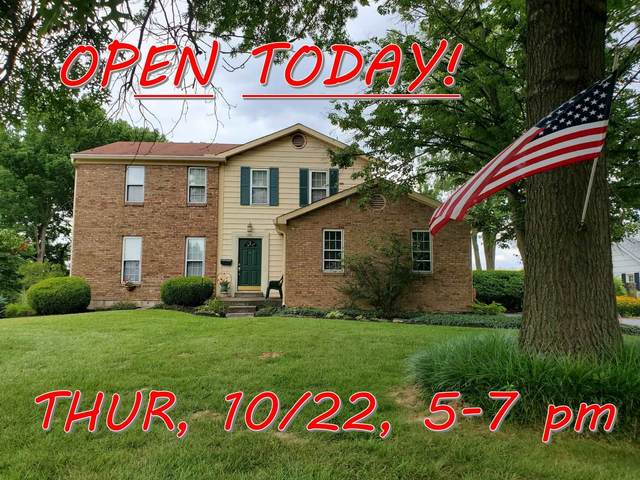 105 Thomas Avenue, Florence, KY 41042 (MLS #543055) :: Mike Parker Real Estate LLC