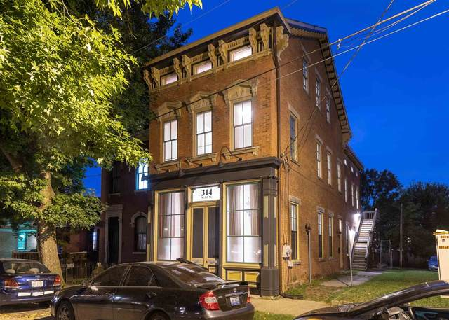 314 W 8th, Covington, KY 41011 (MLS #543083) :: Mike Parker Real Estate LLC