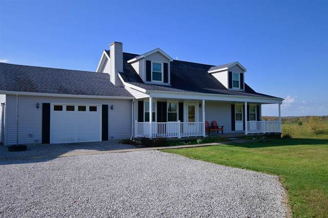 2823 State Highway 1054, Falmouth, KY 41040 (MLS #543133) :: Mike Parker Real Estate LLC