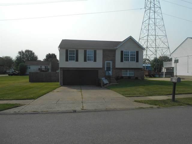 604 Brookwood Drive, Alexandria, KY 41001 (MLS #543266) :: Mike Parker Real Estate LLC