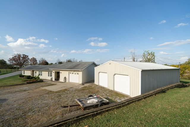 1415 Davis Lake Road, Owenton, KY 40359 (MLS #543300) :: Mike Parker Real Estate LLC