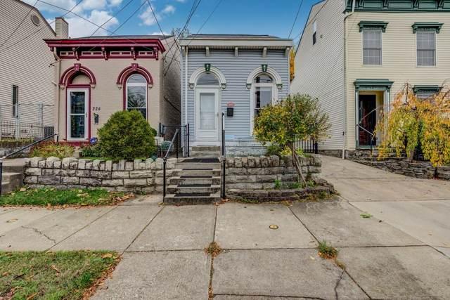 222 E 4th Street, Newport, KY 41074 (MLS #543318) :: Caldwell Group