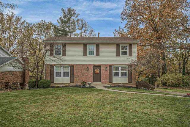 9 Yealey, Florence, KY 41042 (MLS #543587) :: Mike Parker Real Estate LLC