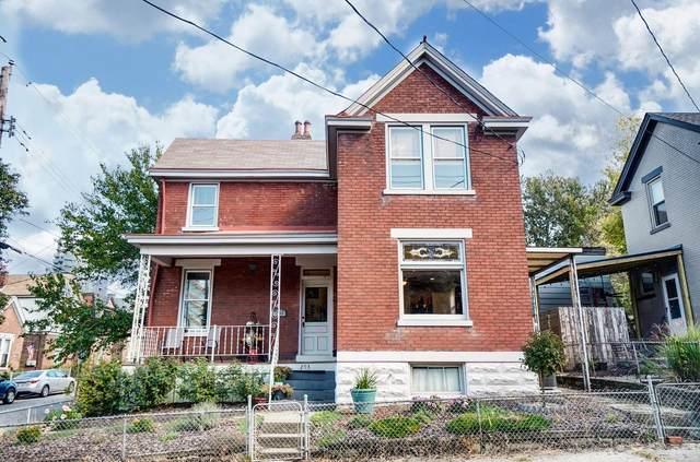 203 Park Avenue, Newport, KY 41071 (MLS #543591) :: Mike Parker Real Estate LLC