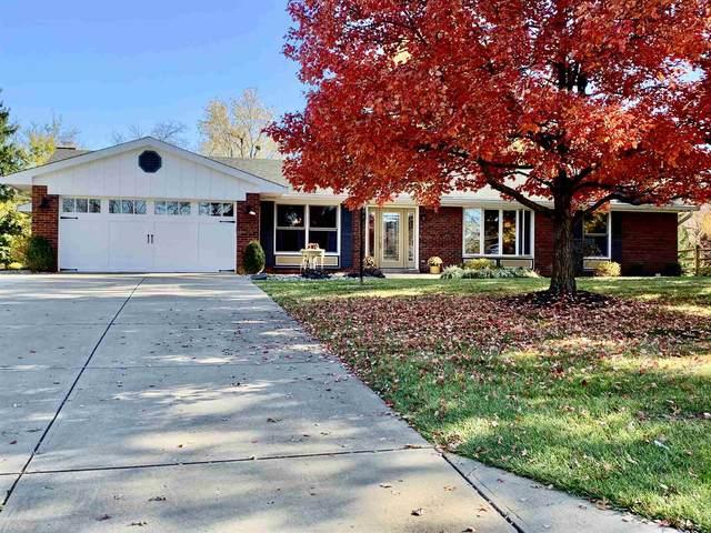 113 Vernon Drive, Crestview Hills, KY 41017 (MLS #543813) :: Apex Group