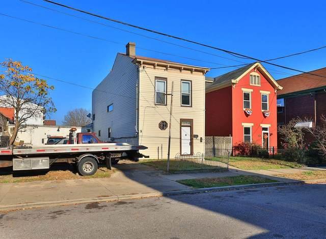 207 E 7th Street, Newport, KY 41071 (MLS #543852) :: Mike Parker Real Estate LLC