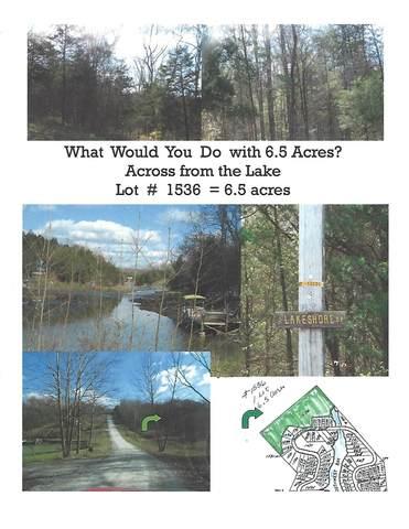 445 Elk Lake Resort Rd Lot  1536 (6.5 Acres), Owenton, KY 40359 (MLS #543863) :: Mike Parker Real Estate LLC