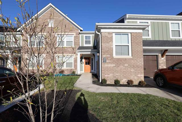 2110 Siena Avenue 4-203, Covington, KY 41017 (MLS #543865) :: Mike Parker Real Estate LLC