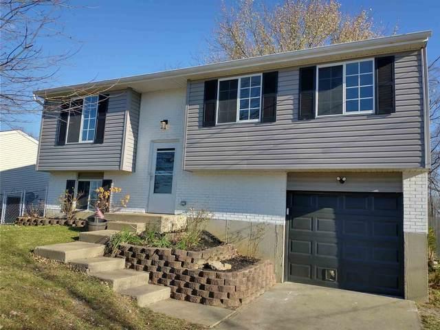 61 Stonegate, Florence, KY 41042 (MLS #543878) :: Mike Parker Real Estate LLC