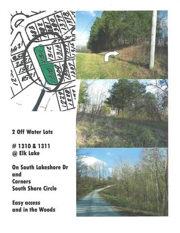 445 Elk Lake Resort Rd Lots 1310 & 1311, Owenton, KY 40359 (MLS #543928) :: Mike Parker Real Estate LLC