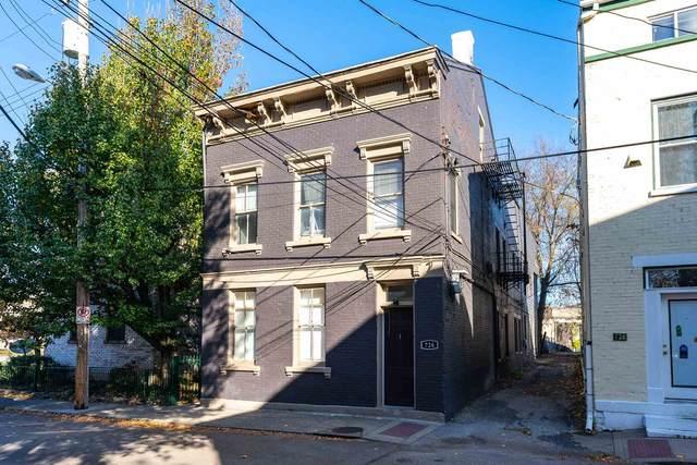 726 Craig Street, Covington, KY 41011 (MLS #543949) :: Mike Parker Real Estate LLC
