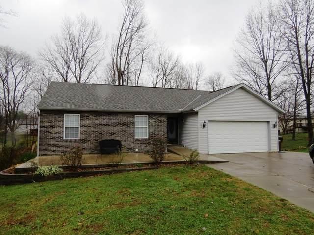 10 Cedarwood Court, Alexandria, KY 41001 (MLS #544007) :: Mike Parker Real Estate LLC