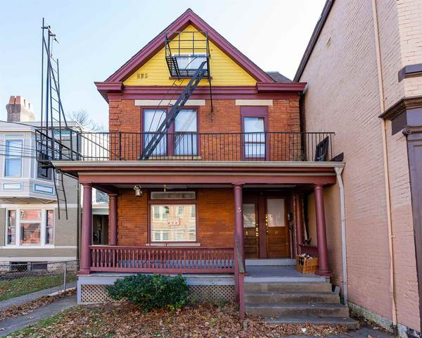 3 Wallace Ave, Covington, KY 41014 (MLS #544032) :: Caldwell Group
