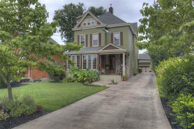 227 Highland Avenue, Fort Thomas, KY 41075 (MLS #544161) :: Apex Group
