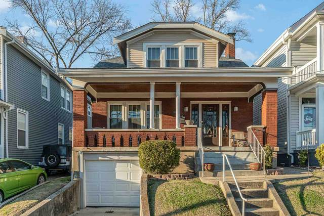 18 W 32nd Street, Covington, KY 41015 (MLS #544279) :: Caldwell Group