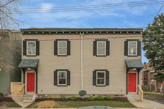 21 E 9th Street, Covington, KY 41011 (MLS #544297) :: Apex Group