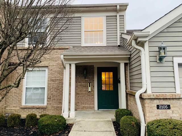 2105 Clareglen #104, Crescent Springs, KY 41017 (MLS #544933) :: Mike Parker Real Estate LLC