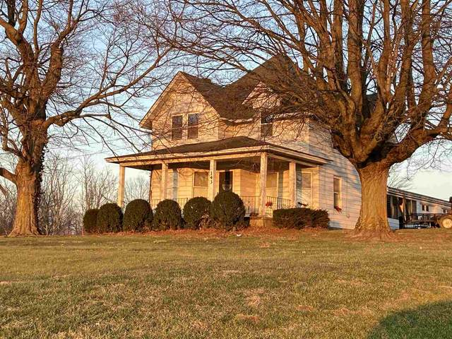 143 S Main Street, Dry Ridge, KY 41035 (MLS #545205) :: Mike Parker Real Estate LLC