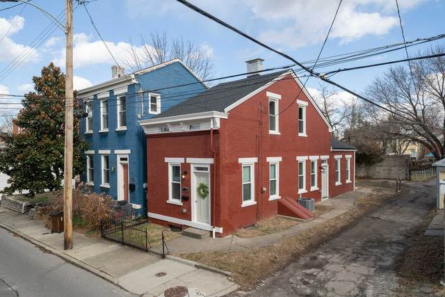 716 Willard, Covington, KY 41011 (MLS #545298) :: Apex Group