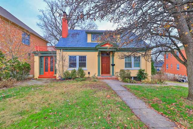 3 Woodlawn Avenue, Fort Mitchell, KY 41017 (MLS #545329) :: Mike Parker Real Estate LLC
