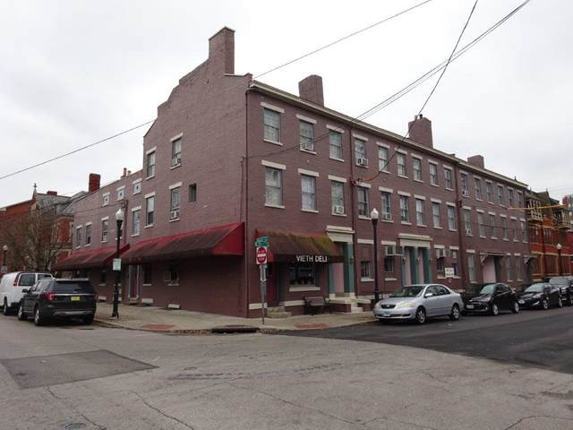 235-237-239 E 3rd Street, Covington, KY 41011 (MLS #545339) :: Apex Group