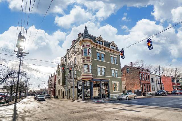 203 W 6th Street 3B, Covington, KY 41011 (MLS #545352) :: Apex Group