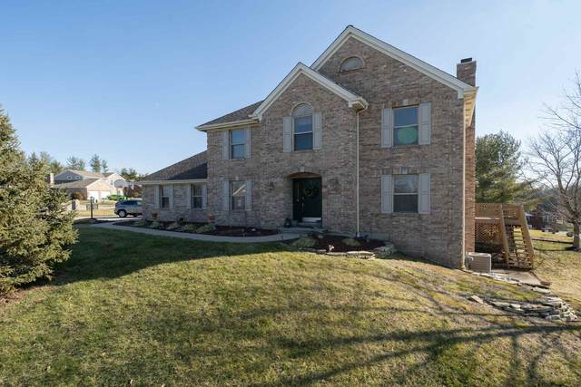 119 Carriage Park, Alexandria, KY 41001 (MLS #545354) :: Mike Parker Real Estate LLC
