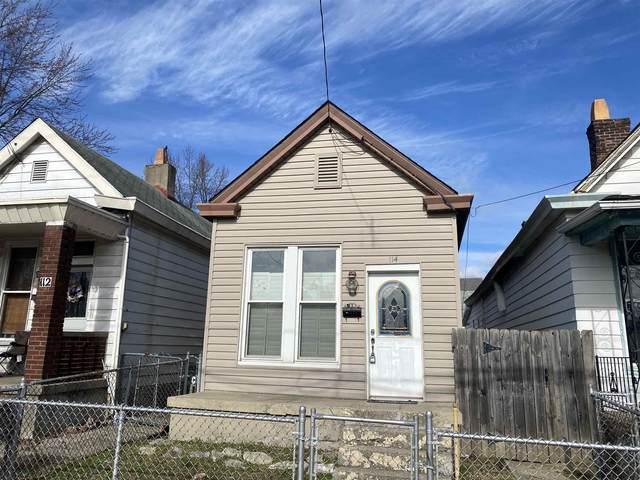 114 E 20th Street, Covington, KY 41014 (MLS #545465) :: Mike Parker Real Estate LLC