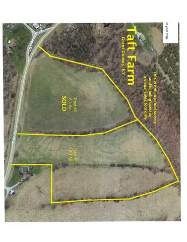 12.11 acres Taft, Williamstown, KY 41097 (MLS #545985) :: Mike Parker Real Estate LLC