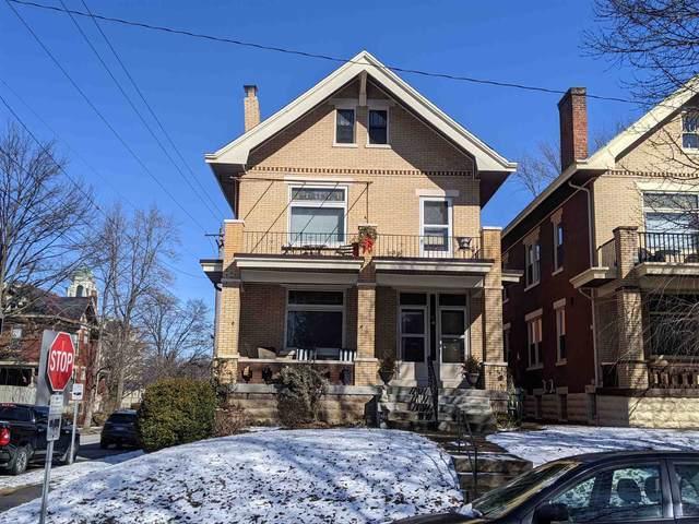 601 Maple Avenue, Newport, KY 41071 (MLS #546005) :: Mike Parker Real Estate LLC