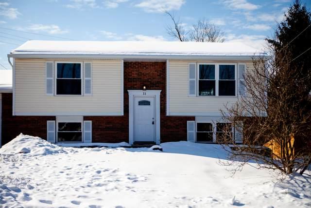 11 Bluffside Drive, Covington, KY 41017 (MLS #546131) :: Mike Parker Real Estate LLC
