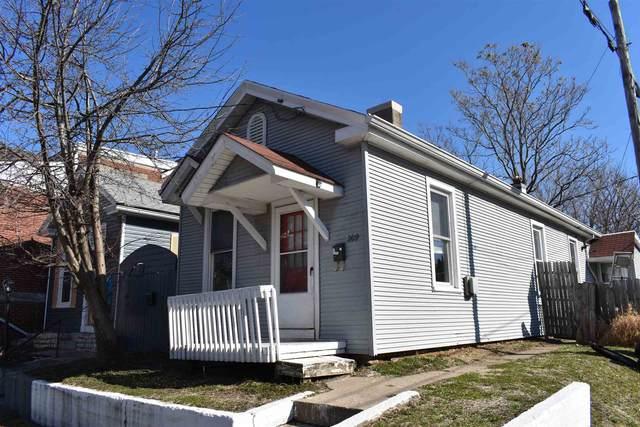 209 Davies Street, Ludlow, KY 41016 (MLS #546416) :: Mike Parker Real Estate LLC