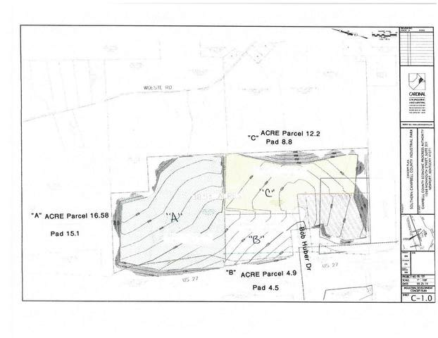 "Lot ""B"" State Route 27, Alexandria, KY 41001 (MLS #546426) :: Apex Group"